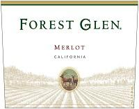 Forest Glen Winery Merlot